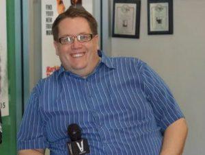Jason Carney, director del Phoenix Film Festival. Foto: Cortesía de Valleyhype