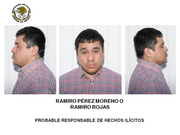 México arresta a presunto miembro de alto rango de los Zetas