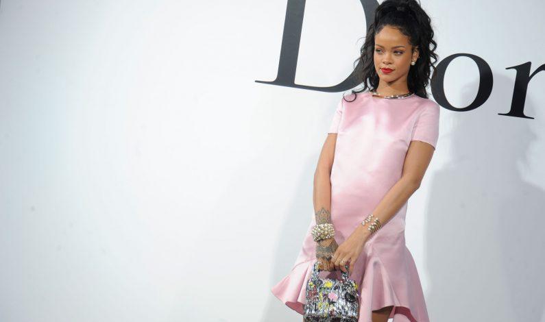 Rihanna hace historia en la moda