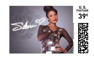 En 2006 se imprimió una estampilla postal en memoria de la cantante texana. Foto: AP