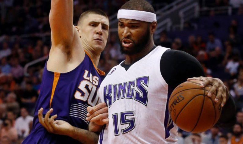 Kings vencen a Suns