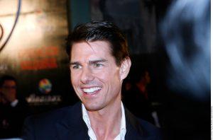 """De 52 años, Cruise ha protagonizado cintas como el serial de """"Misión imposible"""", """"A few good men"""" y """"Top gun"""". Foto: Agencia Reforma"""