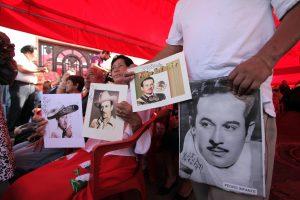 Miles recordarán este día al que es considerado máximo ídolo de México. Foto: Notimex