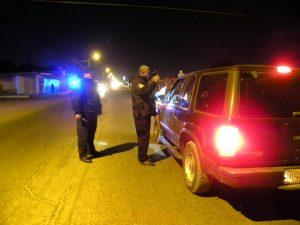 En lo que va del presente año alrededor de 50 automovilistas han sido detenidos en estado de ebriedad en San Luis Río Colorado. Foto: Notimex