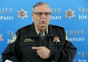 Joe Arpaio, sheriff del Condado Maricopa. Foto: AP