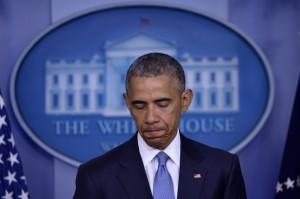 En una encuesta celebrada en abril pasado, Obama registró un nivel de desaprobación de 47 por ciento y una aprobación ligeramente superior de apenas 48 por ciento. Foto: Notimex