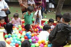 Las ciudades fronterizas de Sonora llevaron a cabo diferentes actividades con motivo del Día del Niño. Foto: Notimex