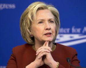 La designación de Villarreal ocurre después de que Hillary Clinton designara a Amanda Rentería como su directora política. Foto: AP