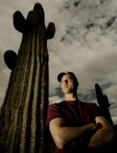 Antes de su detención en junio de 2013, Simcox tenía antecedentes de violencia doméstica. Foto: AP
