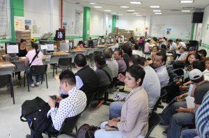 Los talleres y foros abordaron temas como bancarización, crédito, impuestos, ahorro y presupuesto. Foto: Notimex