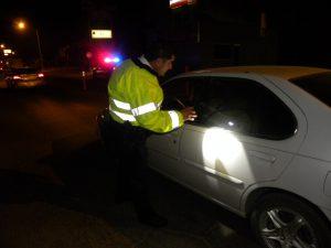 Autoridades de México y Arizona realizan un esfuerzo para evitar que automovilistas manejen en estado de ebriedad en esta frontera de Sonora. Foto: Notimex