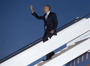 Obama viaje a una instalación militar en Utah  para hablar de energía limpia y empleos en ese sector. Foto: AP