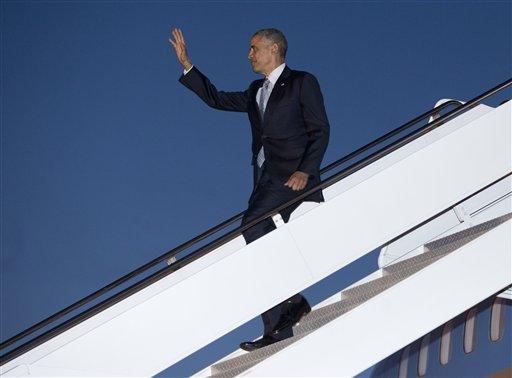 A Obama sólo le falta visitar uno de los 50 estados