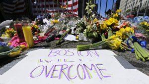 """El alcalde Marty Walsh declaró el 15 de abril como """"Día de Boston"""". Foto: AP"""