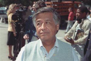 Chávez fue un destacado dirigente sindical y agrario. Foto: AP