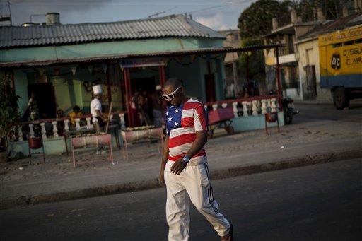 Cubanos festejan exclusión de lista de terroristas