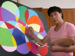 Fernando Allende expondrá su obra en la Ciudad de México este 28 de abril. Foto: Mixed Voces