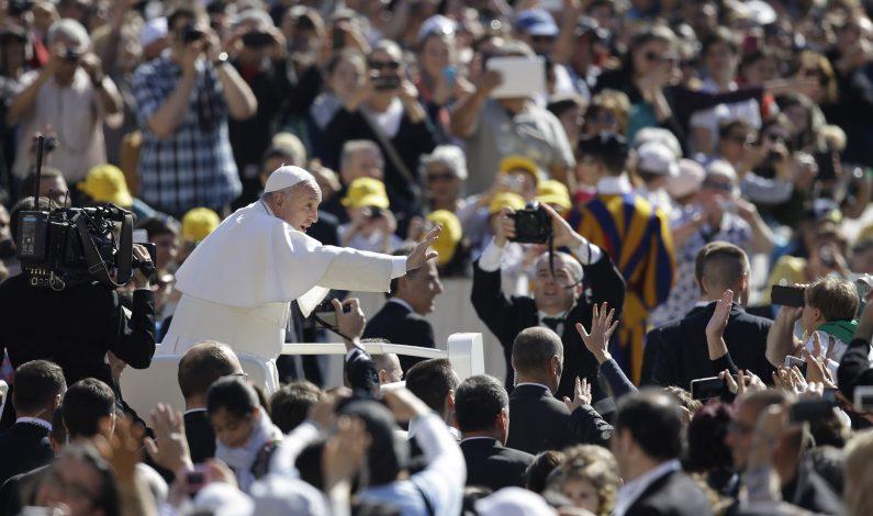 El Vaticano confirma visita del papa Francisco a Cuba