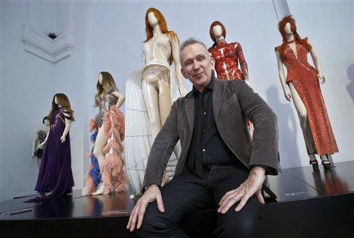 Gaultier se desencanta con la moda