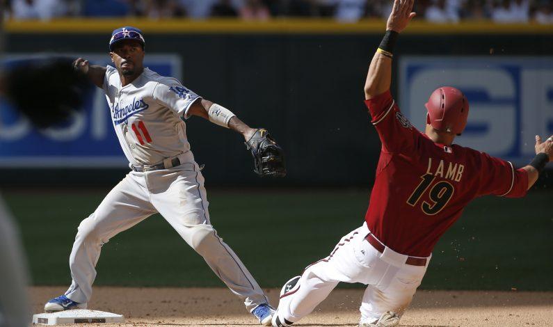D-backs arman rally pero se quedan cortos vs. Dodgers
