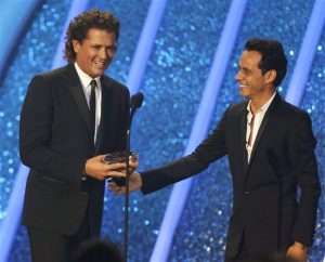 Marc Anthony, Carlos Vives