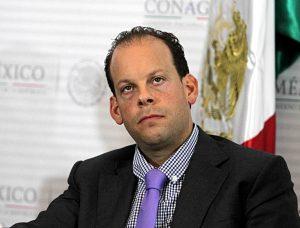 David Korenfeld Federman, ex titular de la Comisión Nacional del Agua (Conagua). Foto: Notimex