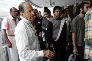 Alejandro Solalinde, defensor de los derechos humanos de los migrantes. Foto: Notimex
