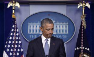 Obama dijo que debido a que la investigación está en curso, era necesario mantener mesura en torno a los detalles de los eventos. Foto: AP