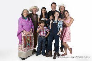 Para Facundo Carmona no hay nada más importante que el bienestar de su familia. Foto: Cortesía de Televisa