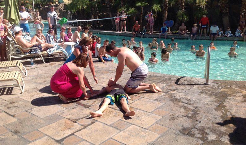 Lanzan campaña de seguridad infantil en piscinas