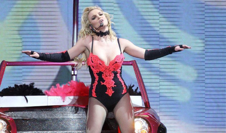 Britney extiende su temporada en Las Vegas