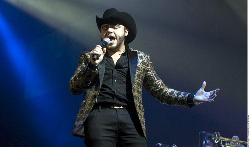 Gerardo Ortiz cantará en Phoenix