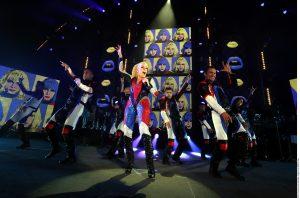 Yuri llegará con su ímpetu y energía al Celebrity Theatre. Foto: Agencia Reforma