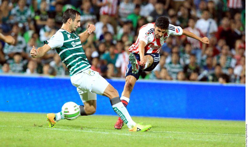 Chivas empata sin goles con Santos