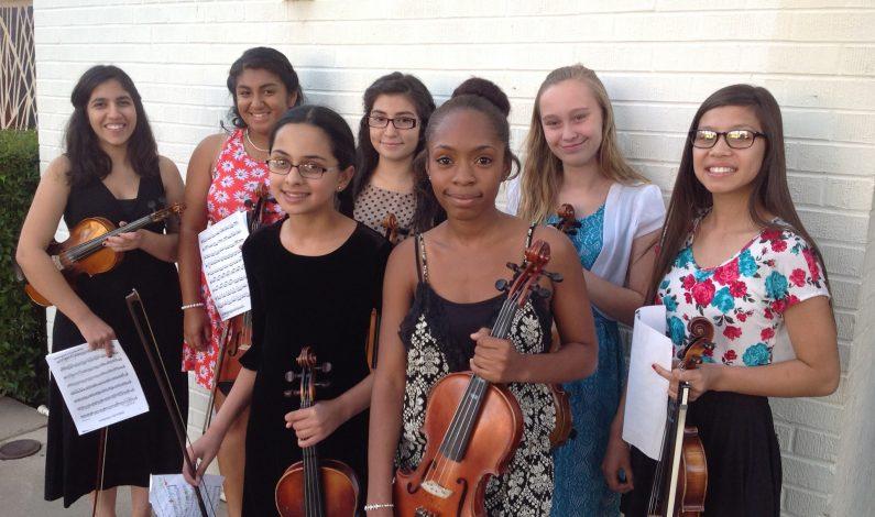 Academia en Phoenix lleva música a niños de escasos recursos