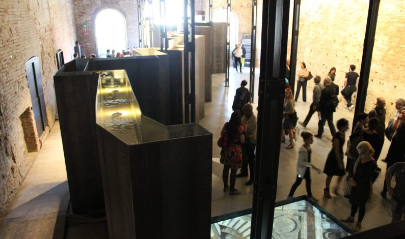 Inauguran Pabellón de México en Bienal de Arte de Venecia