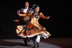 En 1952 Amalia Hernández fundó el Ballet Folklórico de México con el interés de rescatar las tradiciones dancísticas del país. Foto: Notimex