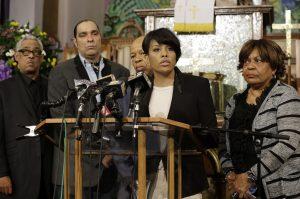 Stephanie Rawlings-Blake, alcaldesa de Baltimore. Foto: AP