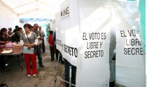 """el resultado es una preparación para """"La Grande"""", la elección federal del domingo 1 de julio del 2018,"""