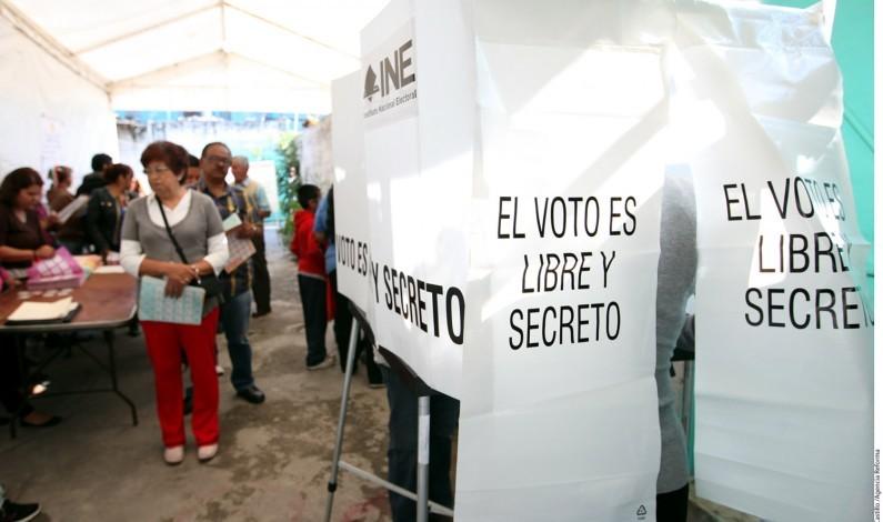 Todo listo para que 37.3 millones de mexicanos voten el domingo: INE