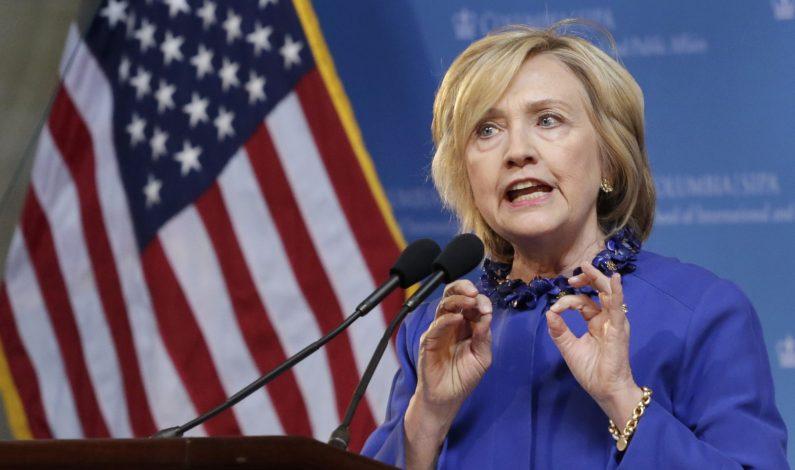 Clinton anunciaría en Florida candidato a vicepresidencia