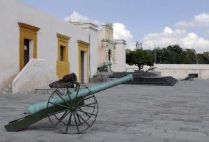 El Fuerte de Loreto alberga un capítulo importante de la historia de México. Foto: Notimex