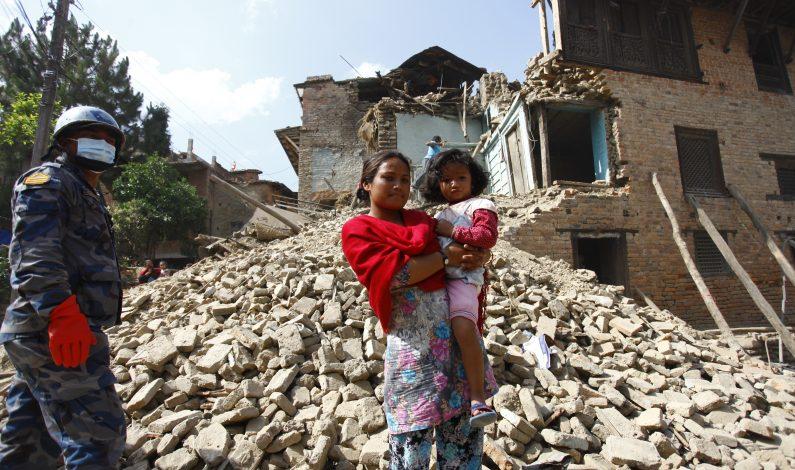 Desplazadas 19.3 millones de personas por desastres en 2014