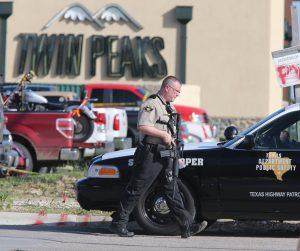 """La Comisión de Bebidas Alcohólicas de Texas (TABC) ordenó una """"suspensión sumaria"""" del restaurante durante la próxima semana. Foto: AP"""