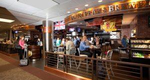 El aeropuerto Sky Harbor de Phoenix ofrece a sus visitantes una gran variedad de restaurantes. Foto: Phoenix Sky Harbor