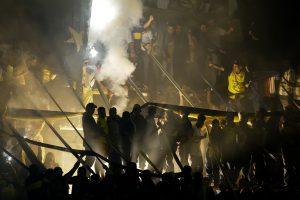 Hace apenas unos días la violencia empañó el espectáculo en Argentina y México. Foto: AP