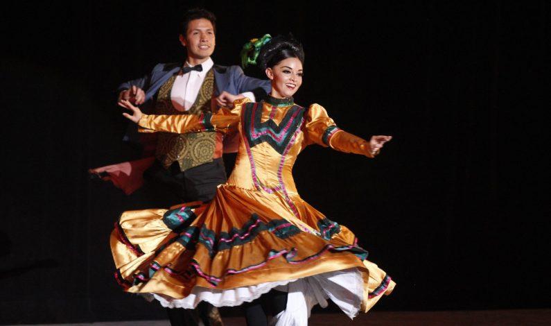 Ballet de Amalia Hernández en el Mesa Arts Center