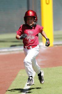The Arizona Diamondbacks Baseball Academy Presented by Grand Canyon University at Chase Field in Phoenix, Arizona on July 21, 2011.  (Photo by Jordan Megenhardt/Arizona Diamondbacks)