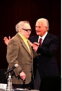 Fuentes tuvo a lo largo de su vida una entrañable amistad con Gabriel García Márquez. Foto: Agencia Reforma