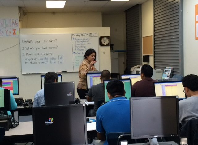Centro Latino for Literacy, a model in Los Angeles